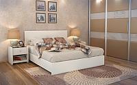 Кровать Isabella с матрасом Compact Effect Low