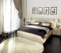 Кровать Greta, 2 категория с матрасом Compact Effect Low