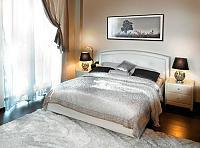 Кровать Grace, 2 категория с матрасом Compact Effect Low