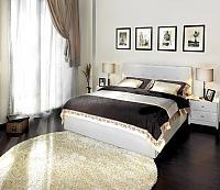 Кровать Greta, 3 категория с матрасом Compact Effect Low