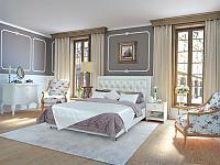 Кровать Simona, 3 категория с матрасом Farma NEW