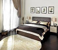 Кровать Greta с подъемным механизмом, 2 категория с матрасом Compact Effect Low
