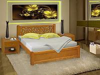 Кровати Шале
