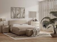 Кровать Sonum Prato (с металлическим основанием)