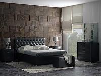 Кровать Sonum Florence (с металлическим основанием)